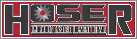 HOSER<br/>Hydraulic On Site Equipment Repair, LLC