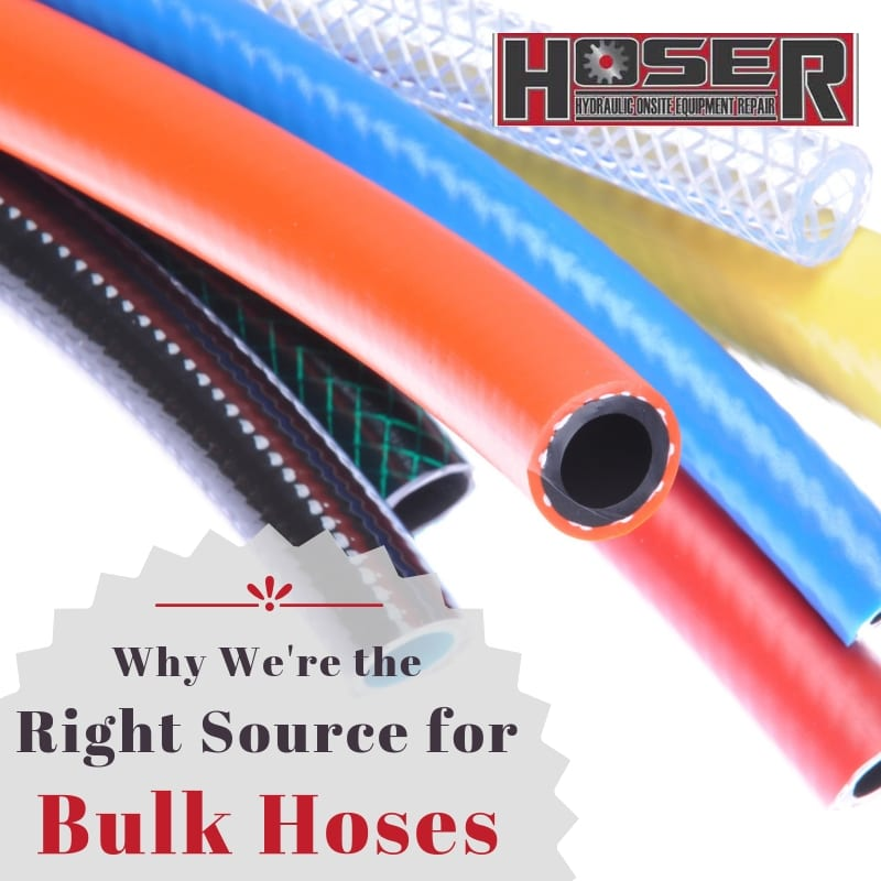 Why We're the Right Source for Bulk Hoses